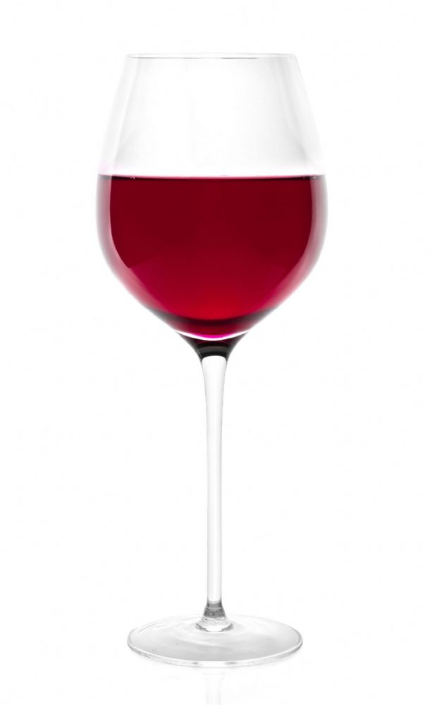 2 Tall Wine Glasses 450ml | Solavia Fine Glassware